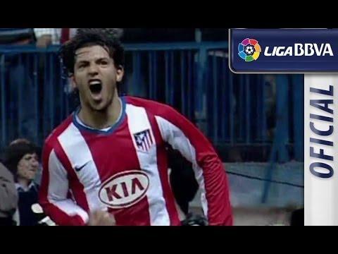 Highlights Atlético de Madrid (4-2) FC Barcelona 2007 - 2008 - HD