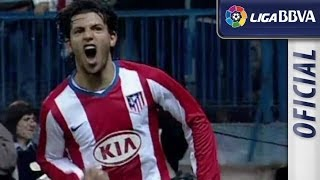 Highlights Atlético de Madrid (4-2) FC Barcelona 2007 - 2008 - HD