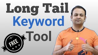 Long tail keywords tool - SEO long tail keywords finder or generator tool (Hindi)