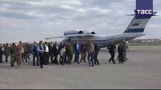 Депутаты Госдумы и члены ПАСЕ побывали в Алеппо