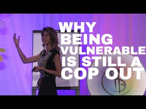 Why Vulnerability is Still a Cop Out | Keynote NEW WAY LIVE 2016