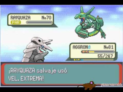 pokemon emerald how to get master ball