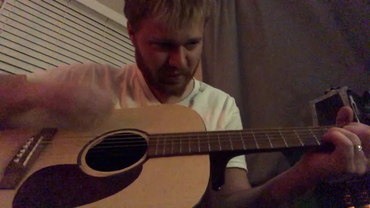 Sovereign Grace Music I Lay It All Cover Solo Guitar Chords