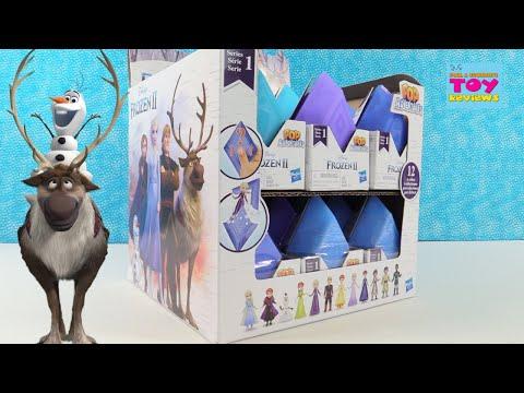 Frozen II 2 Disney Pop Adventures Series 1 Blind Bag Toy Unboxing | PSToyReviews