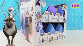 Frozen II 2 Disney Pop Adventures Series 1 Blind Bag Toy Unboxing   PSToyReviews