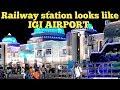 Rajendra nagar terminal vs Patna junction || Top 5 smartest & busy  railway stations in India
