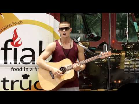 Ariana Grande ft Mac Miller - The Way Acoustic Cover by Nick