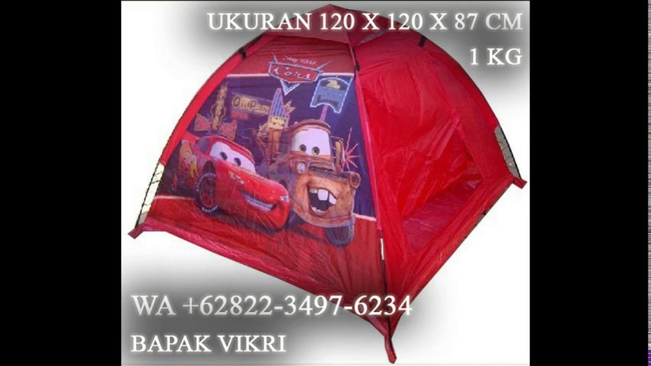 Tenda Anak Semarang Wa 62822 3497 6234 Youtube Hello Kitty Mainan