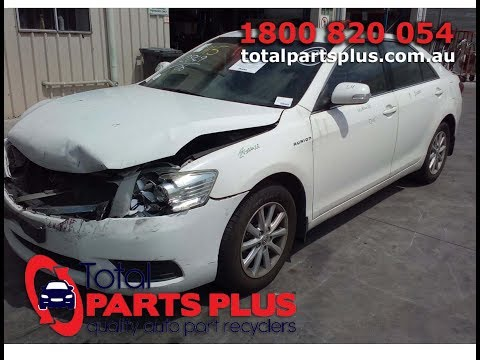 Wrecking -  2010 Toyota Aurion ATX - Automatic FWD  - 3779.