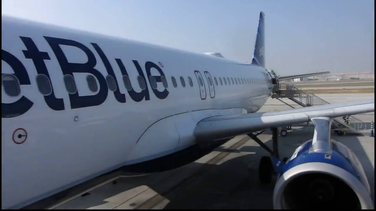 Flight Report Jet Blue Long Beach Las Vegas Airbus A320 Economy