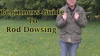 Beginners guide to dowsing
