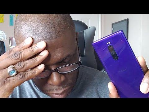 Sony Xperia 1 Problems Already (#ReplayCrew)