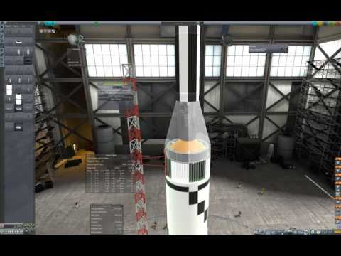 RP-0 Tutorial Campaign Part 7: A New Launch Vehicle