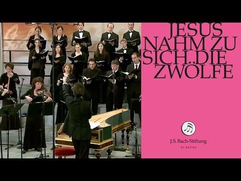 J.S. Bach - Cantata BWV 22 Jesus nahm zu sich die Zwölfe | 5 Chorale (J. S. Bach Foundation)
