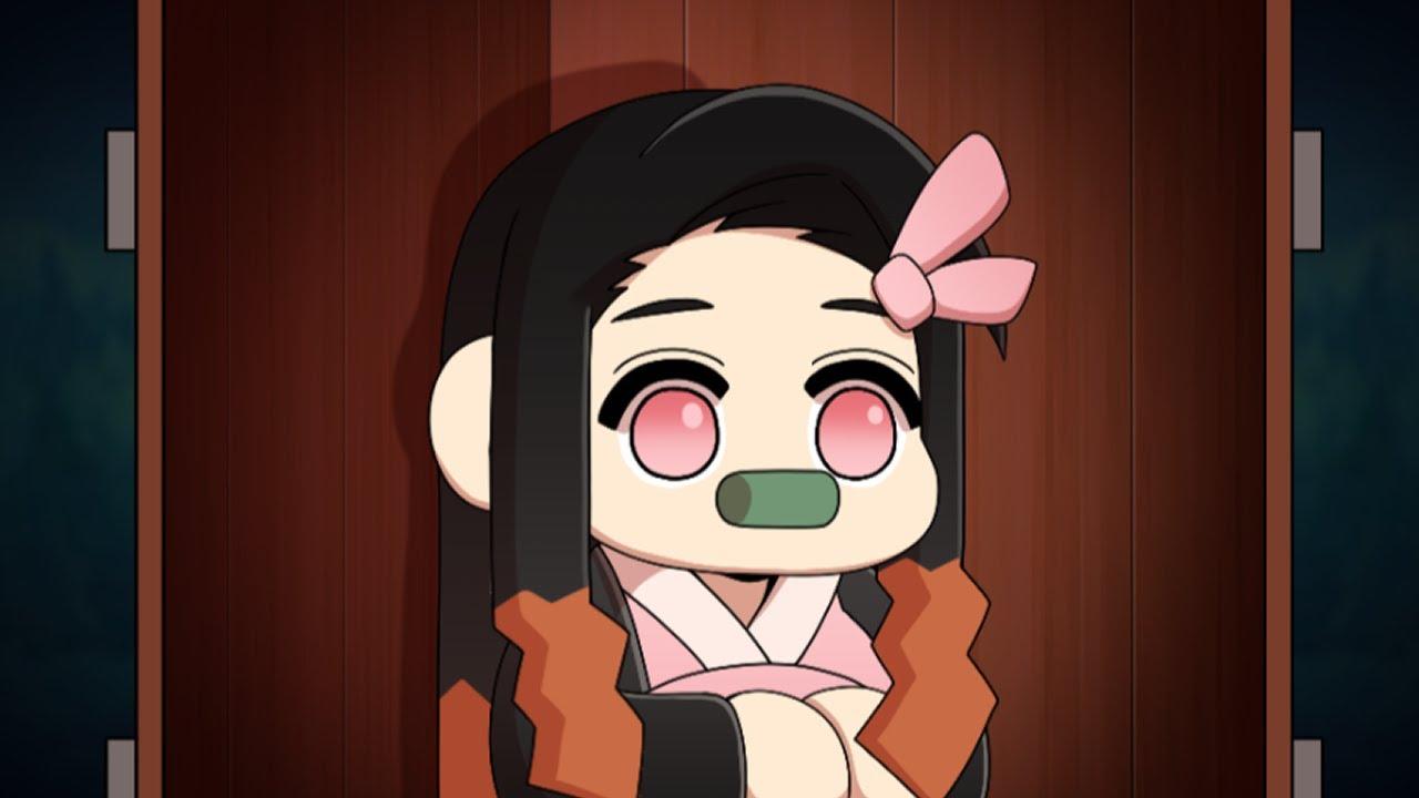 [ 암세포 ] 상자속의 네즈코 / Nezuko in the Box animation