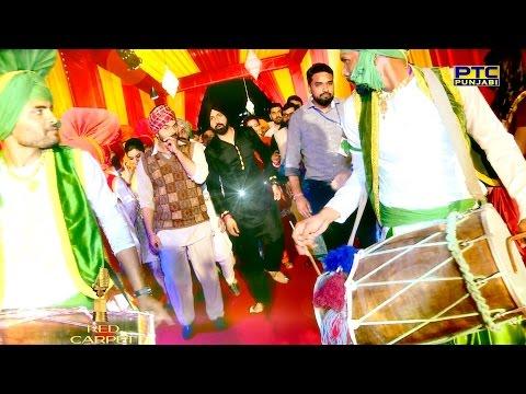 Red Carpet   PTC Punjabi Music Awards 2017   Punjabi Stars arrives in Style   PTC Punjabi