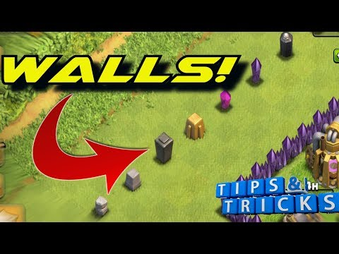 Should You MAX out TH8 WALLS Before going to TH9 | TH8 Wall Upgrade Strategy