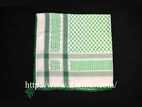 Shemaghs / keffiyeh / kufiya (Scarves)