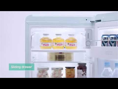 5 Best Daewoo Retro Compact Refrigerator 2 8 Cu Ft Mint Appliances Review