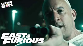 Dominic Toretto's Best Moments | Fast & Furious | Screen Bites