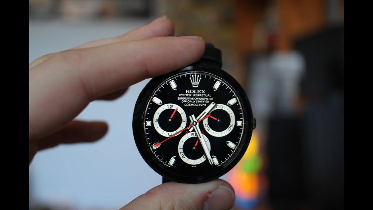 Designer android wear watchface - Designer Android Wear Watchface 39