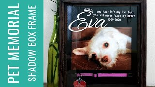 Remembering Loved Ones: How to Create a Meaningful Pet Memorial Shadow Box