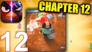 ANGRY BIRDS EVOLUTION Walkthrough Gameplay Part 12 - Chapter 12 Saving Peck Girl (iOS Android)