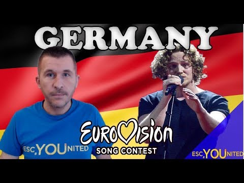 Germany in Eurovision: All songs from 1956-2018 (REACTION)