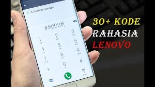 30+ Kode Rahasia HP Lenovo Asli (Ori) Mp3