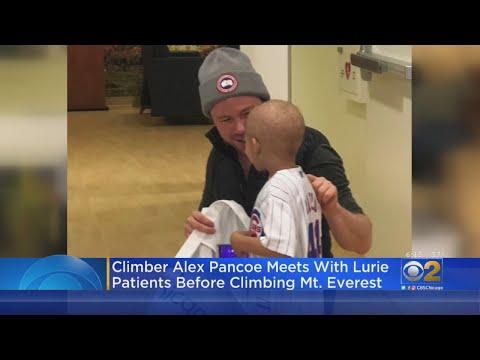 Mick Lee - Northwestern Grad Climbing Mt. Everest For Pediatric Brain Cancer Patients