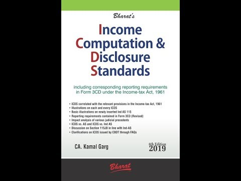 INCOME COMPUTATION and DISCLOSURE STANDARDS 2019 Book