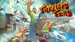 Freeway Fury: Alien Annihilation