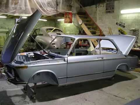 BMW 1602 Full Rebuild / Restoration
