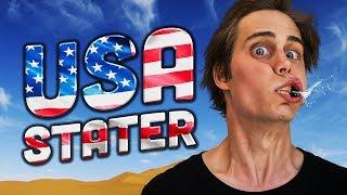 Är du smartare än IJustWantToBeCool? | USAs Stater 🇺🇸