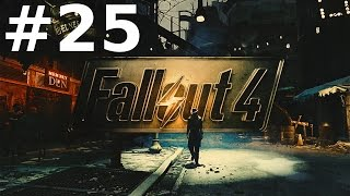Fallout 4 Прохождение 25 - Телепортация, Институт и Шон
