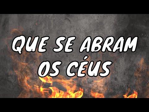 Que Se Abram os Céus  - Nívea Soares (LETRA/LEGENDADO)