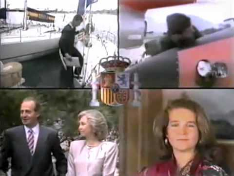 MARCHA REAL  - Spanish Television, Station sign-off early 1990s