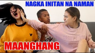 HINDI NILA KINAYA NAGKA INITAN NA SA MAAANGHANG | SY Talent Entertainment
