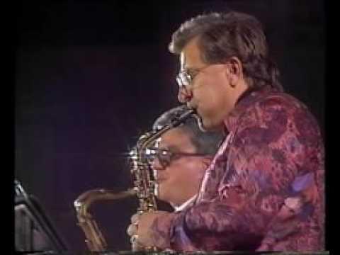 Marius Popp Quintet - Bucharest Jazz Festival (1992)