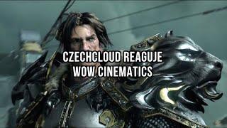 CzechCloud reaguje na všechny WoW cinematics před launchem WoW Classicu