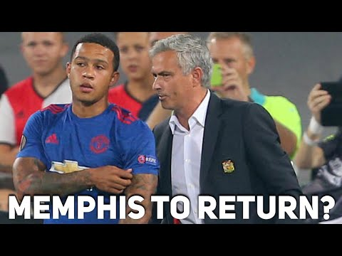 Memphis Depay to Manchester United is PURE trolling!! The Football Terrace