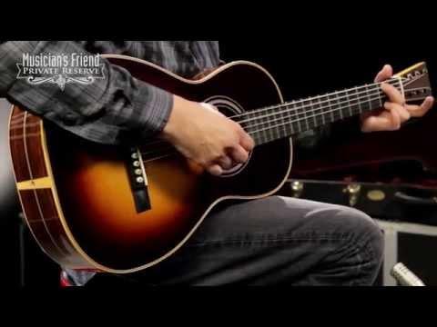 Martin Custom Size 2 Acoustic Guitar