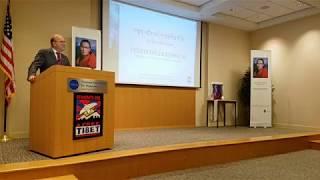 Tenzin Delek Rinpoche Medal of Courage Award Ceremony