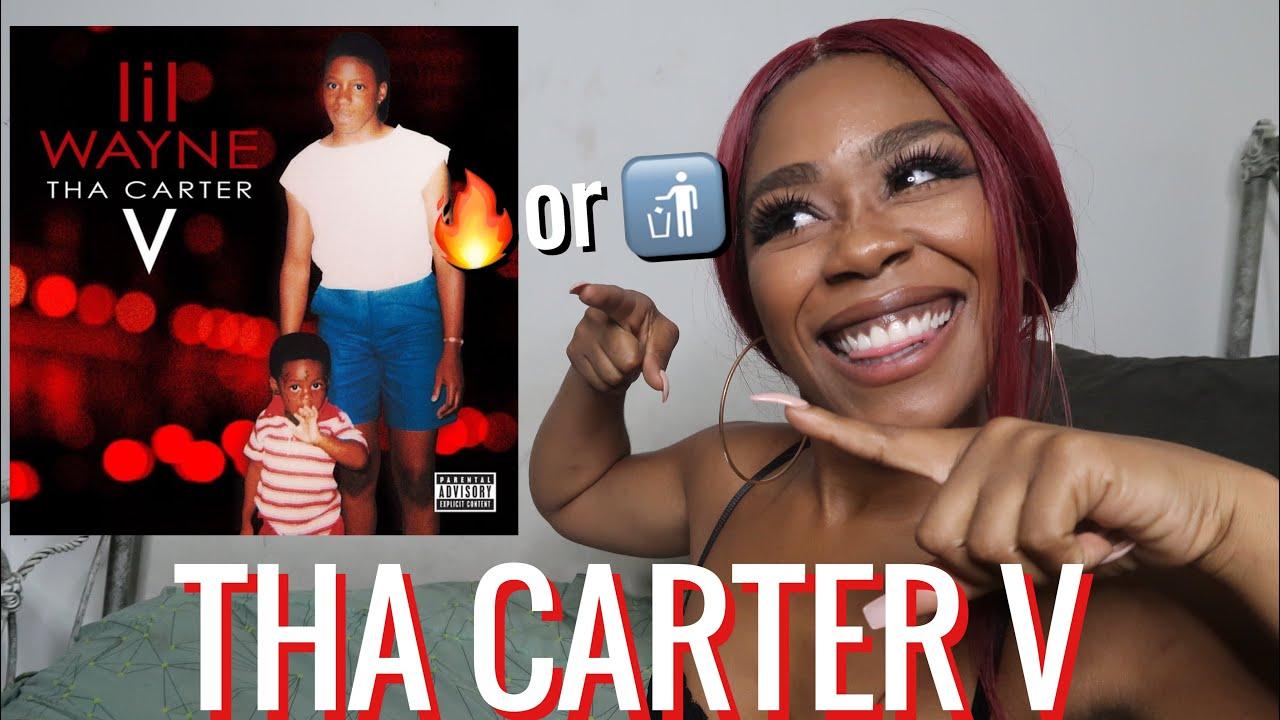 Lil Wayne Tha Carter V Full Album Reaction Review
