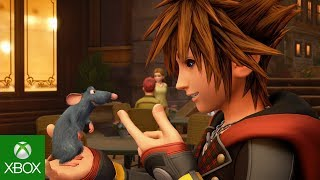 KINGDOM HEARTS III – Gameplay Overview