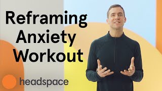Reframing Anxiety Home Workout | Move Mode