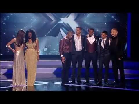 Winner Announcement (The X Factor UK 2008) [Alexandra Burke x JLS]