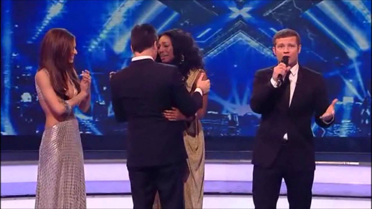 The winner of the show X-factor is defined 09.01.2011 83