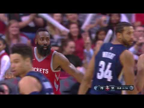 Memphis Grizzlies vs Houston Rockets: November 11, 2017