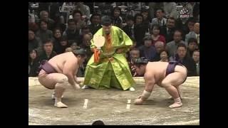Январский турнир по Сумо 2012, 10-12 дни: Хатсу Басё (Токио) / Hatsu Basho (Tokyo)